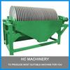 Low investment iron ore magnetic separator machine