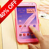 favorite price new product flip phone case for Samsung galaxy note 2