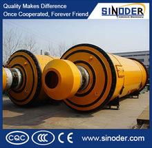 ball milling machinery used to grind materials in mineral, cement, refractory, chemical industry.