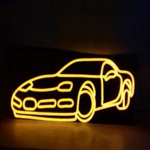 china leuchtreklame für auto Shop deko