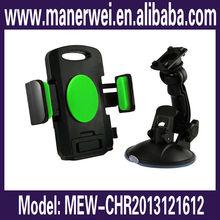 Colorful best promotion 360 degree rotating adjustable tablet mobile mount car universal holder