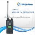 ที่ขายดีที่สุดมือสมัครเล่นvhf/เครื่องส่งรับวิทยุuhfสองทางวิทยุ