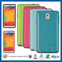 Custom Design tpu bumper case skin for samsung galaxy note iii 3 n9000