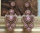 post jewelry earring, bohemian stud long earring(DER0064)