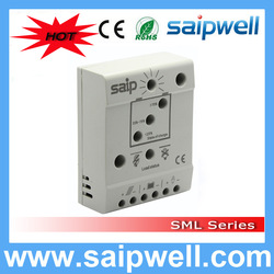Saip High-power 12V /24v 10A Solar Controller Regulators SML Series