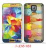 Factory Custom Waterproof Skin Sticker for Samsung Galaxy S5