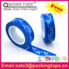 rubber base colored decorative duct tape made in China SGS