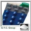 1592-23-0 estearato de calcio para el plástico pvc estabilizador de grado industrial