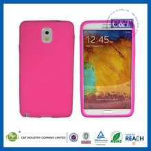 Hot Sale High Quality Newest Design for samsung n9000 animal silicone cover