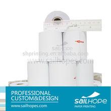 thermal paper rolls for supermarket,dot matrix printing paper