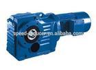 K series cast iron gearbox housing,speed increasing power steering gearbox