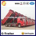 china 2014 sinotruk camión de volteo con piezas de repuesto