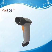 1D Laser USB Barcode Scanner/foot scanner china