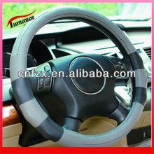Alcantara Steering Wheel Cover/genuine leather 14-16inch for Toyota Nissan Hyundai Kia alcantara steering wheel cover