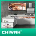 de alto brillo cocina modular de diseño