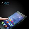 nuglas fabricante profesional de suministro accesorios del teléfono celular impermeable protector de pantalla para xiaomi mi3