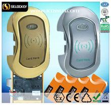 Zinc Alloy Secured Waterproof file cabinet lock,locker lock with RFID key