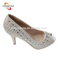 Ivory wedding bridal shoes