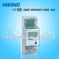 Fase singel trilho din tipos de medidores de eletricidade/medidor elétrico/medidor de energia