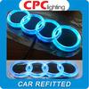 Cheapest!!! wholesale cheap 4d led car logo light