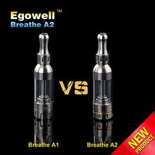 china supplier premium vapor mate Breathe electronic cigarette free sample (EGO-Breathe A2)