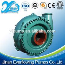 Large capacity slurry high flow water pump