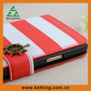 For Samsung Note 3 Leather Case, Flip Leather Case for Galaxy Note 3, PU Leather Case for Note 3