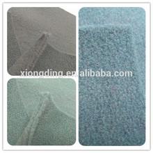 polar fleece fabric bonded with polar fleece fabric