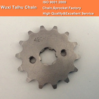 CD70 Motorcycle Small Sprocket 420 14T