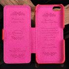 waterproof dustproof smart phone accessories case for iphone 5\/5s