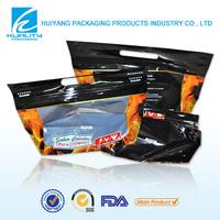 plastic foil rotisserie chicken bags