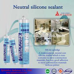 silicone sealant/ splendor concrete silicone sealant