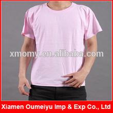 Custom fair trade blank t shirts for printing wholesale