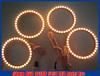 120mm SMD 5050 RGB led halo rings light