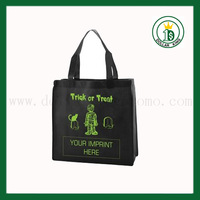 Recyclable high quality non-woven promotion shopping bag