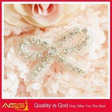 decorativi reale strass trim capelli fascia da sposa bling feiya macchina del ricamo prezzo