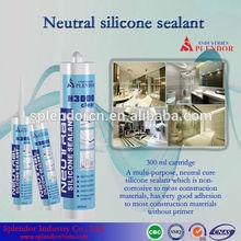 silicone sealant/ splendor 2014 new product silicone sealant