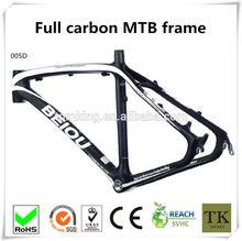 Item no. Frame 005,full carbon 26er MTB frame,new design mtb carbon frame
