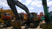 Second-hand Volvo EC210B LC Crawler Excavator