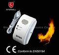 de gas detector de fugas de sensor para uso en el hogar se ajusta gs863 en50194 a