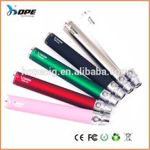 variable voltage vision spinner ecigarette Battery
