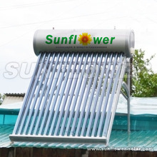 ITW lab tested Heat pipe Solar Thermal Hot Water Systems Cost