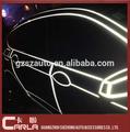 0.1cmx9m kleine rolle pvc auto dekoratives vinyl 3m reflexstreifen