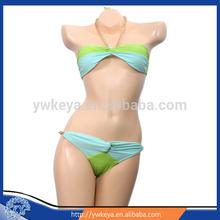latest design mixed colors 2014 hot open sex girl bikini models
