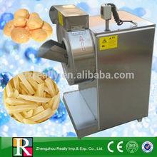 50-300kg/h can make potato chip and slice automatic potato chip stick cutter