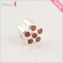 sterling silver opal & tanzanite bracelet beading wire murano beads glass beads