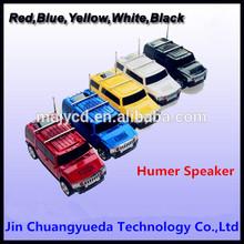 mini music car speaker manual / best selling car hummer speaker