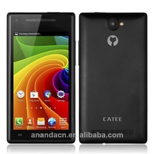 """3g mobile phone 4.5"""" catee ct200 cell phone lowest price china android phone mobiles ct200 catee"""