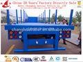 La exportación a arabia arabia15 m de contenedores de transporte del remolque/de carga- alta lateral del remolque/plana de la cama del camión cisterna