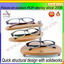 Customized store eyeware fixture/OEM retail store displays exhibitor